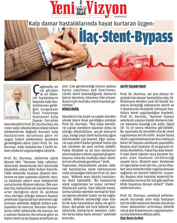 Kalp Damar Hastalıklarında Hayat Kurtaran Üçgen